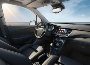 Opel Vokka salon