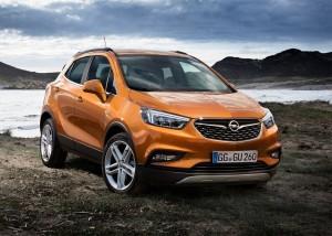Opel Vokka x