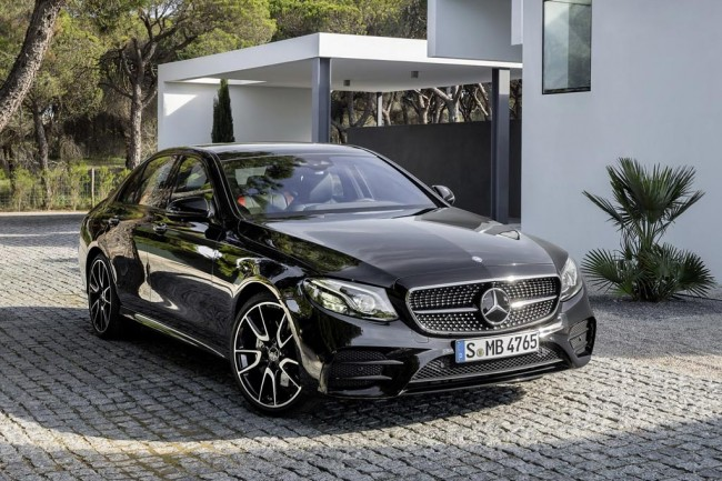 Mercedes-AMG E 43 4Matic 2016-2017