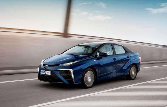 Toyota Mirai - «зеленый» автомобиль года