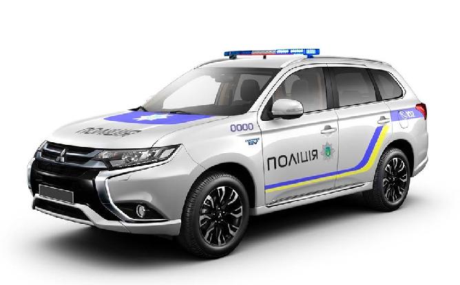 Новые гибридные авто для НацПолиции