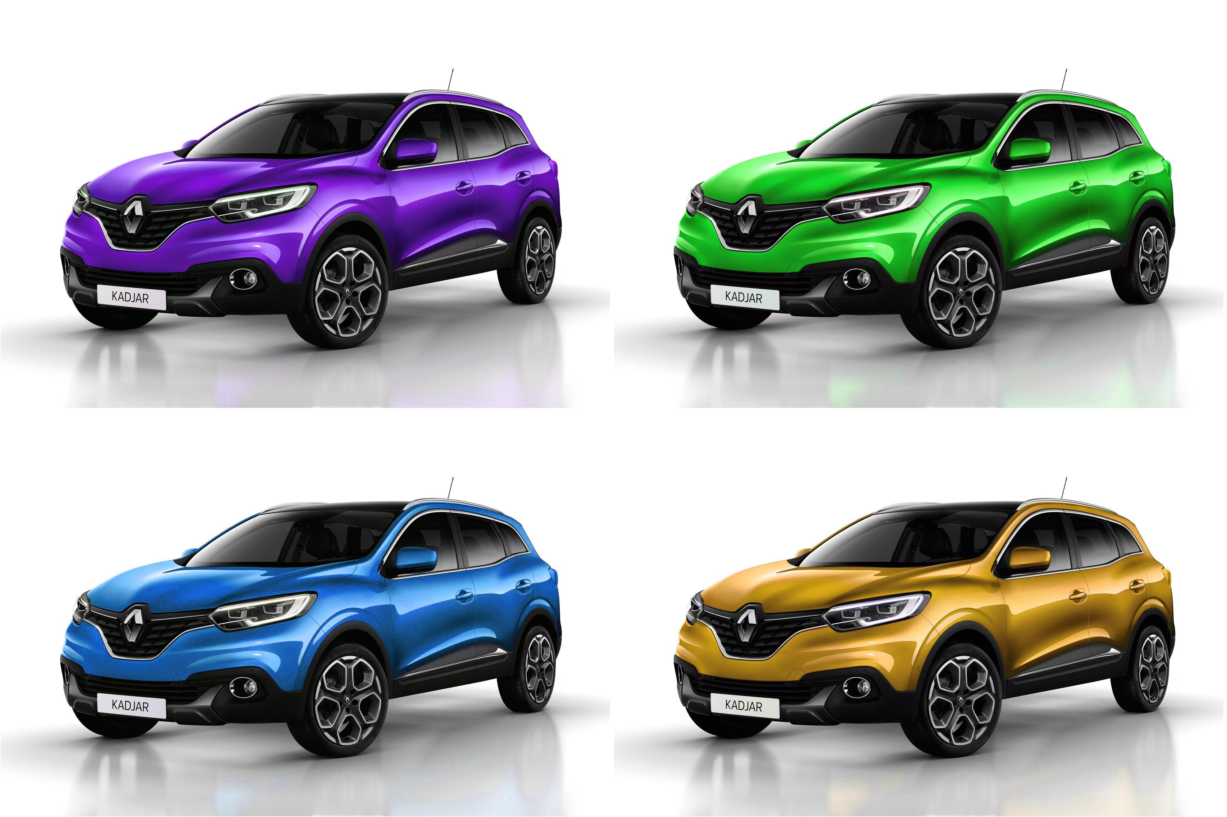 Renault Kadjar: тест-драйв по-украински