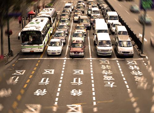 Китай: автомобильный гигант