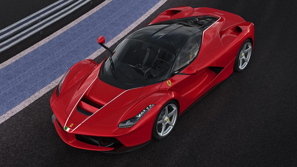 Ferrari LaFerrari за 7 миллионов долларов