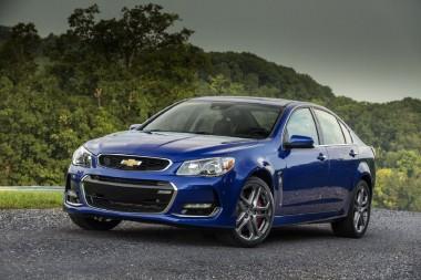 Chevrolet SS снимают с производства