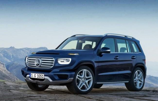 Новинки от Mercedes-Benz к 2020-му