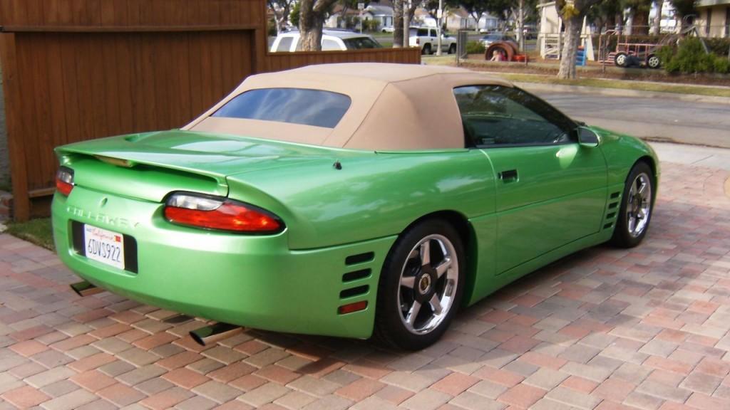 Редчайший  Chevrolet Camaro