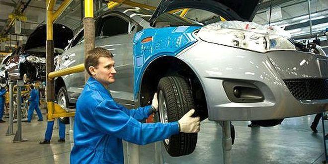 Рост производства автомобилей и автобусов в Украине