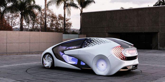 Toyota готовит говорящие беспилотники на 2020 год
