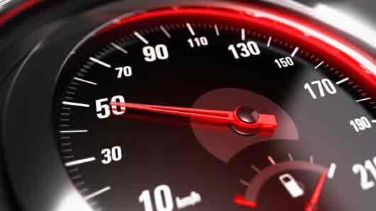 Скорость в населенных пунктах снижена до 50 км/ч