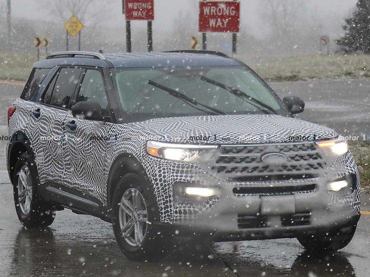 Премьера нового Ford Explorer
