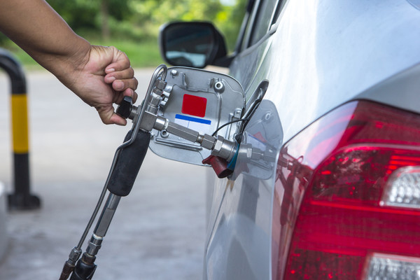 Цена на автогаз резко увеличилась