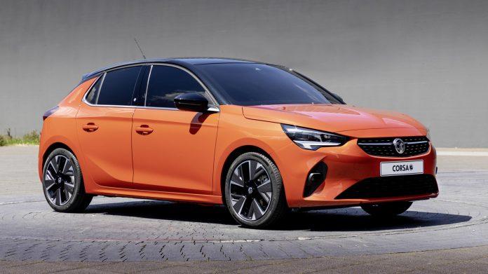 Первый электрокар от компании Opel