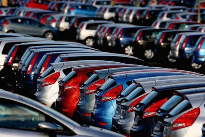 В Украине увеличился импорт легковых авто