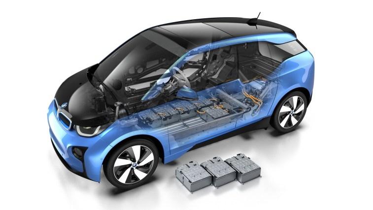 Повышение эффективности электромобилей в 7 раз благодаря новым батареям.