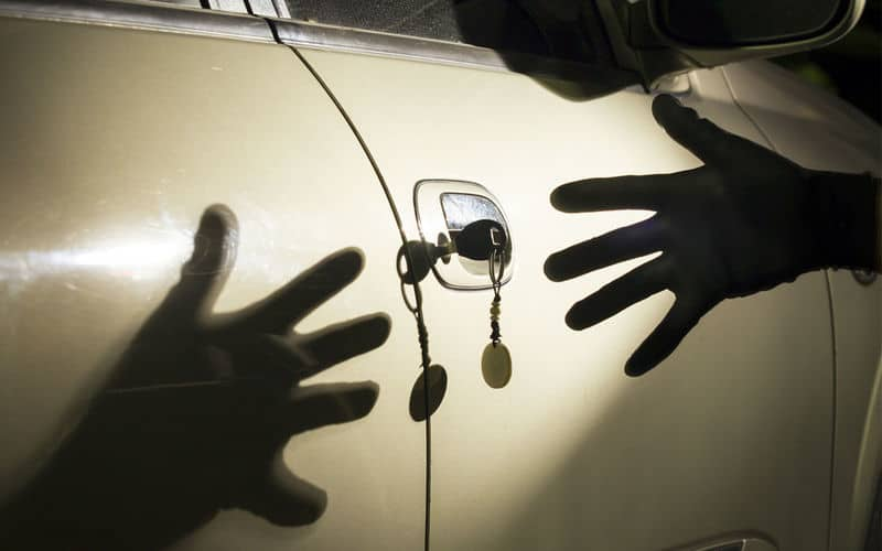 Советы против угона автомобиля
