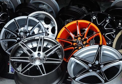 Выбор дисков: стальные, литые или кованые?
