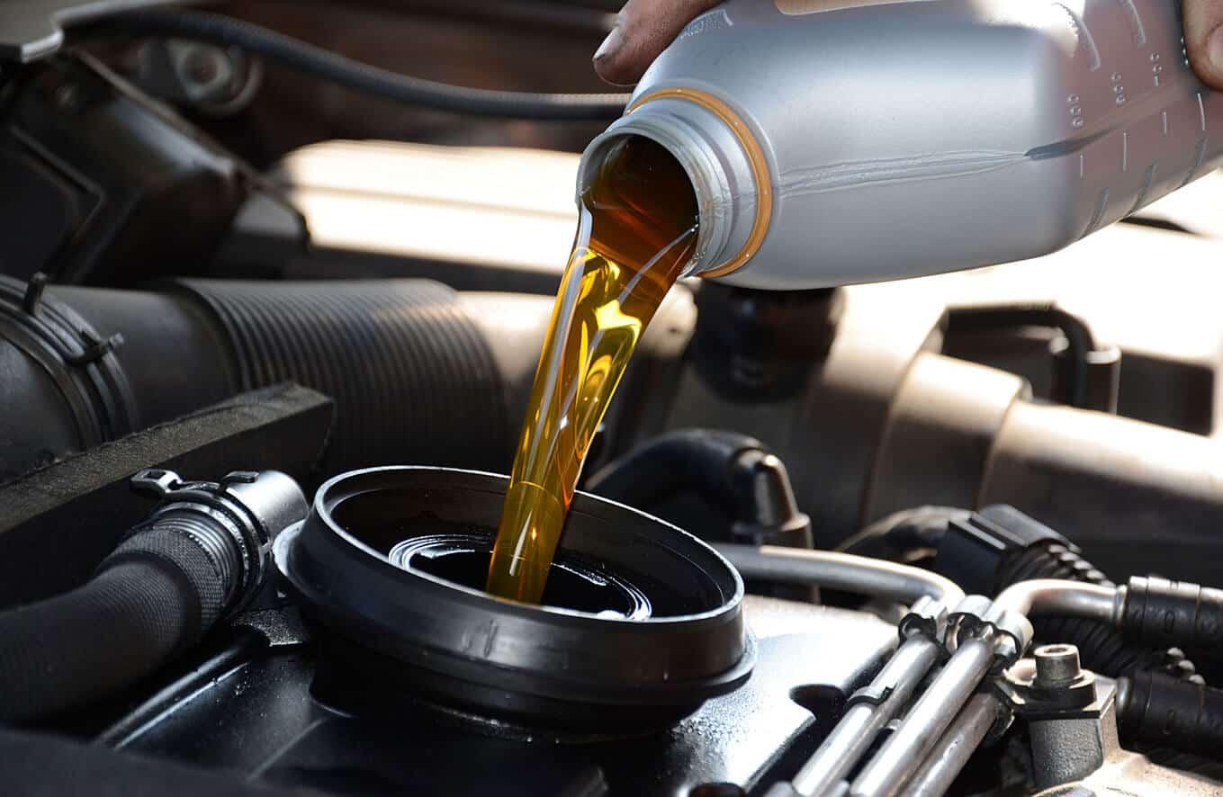Причины потери масла в авто