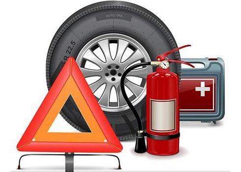 Стандартные и необходимые аксессуары для авто