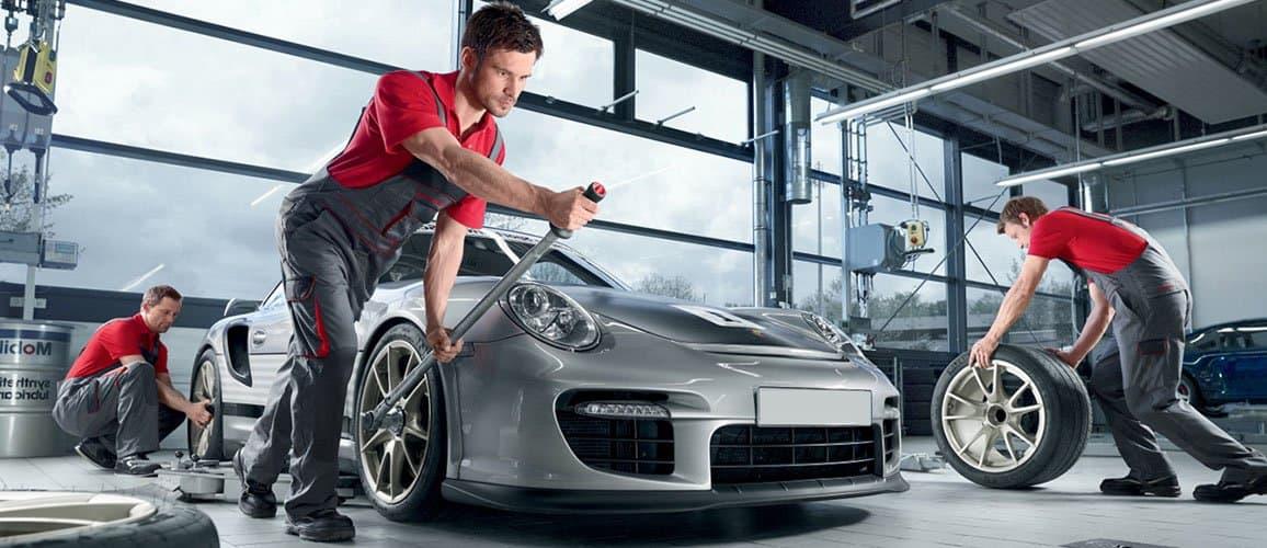 Виды ремонта автомобиля