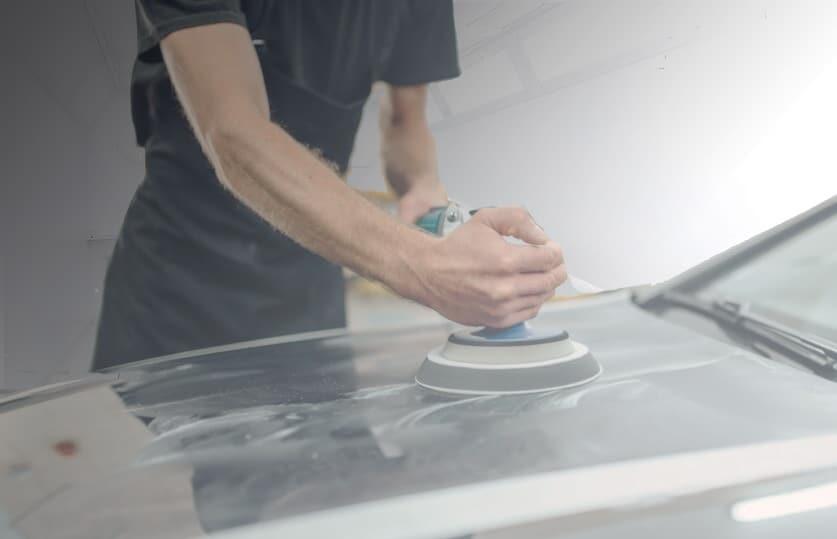 кузовной ремонт полировка