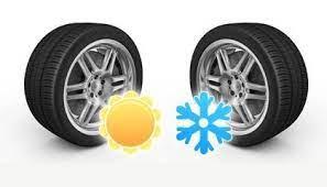Три основные угрозы езды в жару на зимних шинах